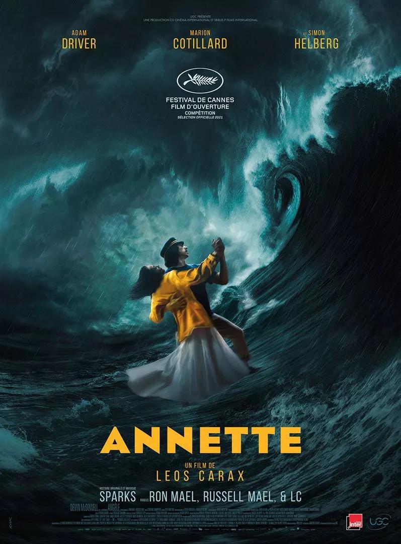 Affiche du film Annette