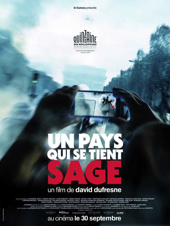 Affiche du film Un pays qui se tient sage