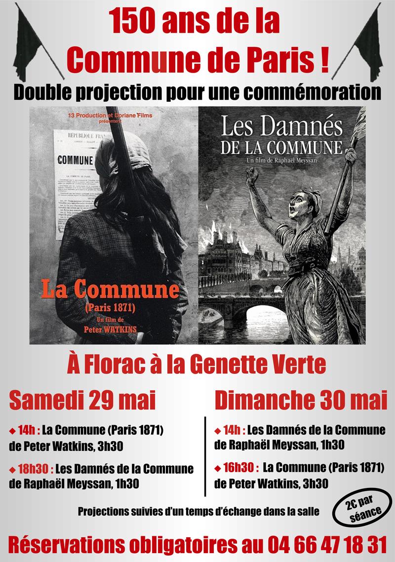 Evénement Les 150 ans de la Commune de Paris